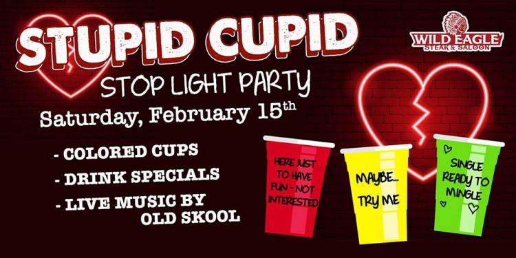 Stupid Cupid Ball at Wild Eagle Steak and Saloon in Broadview Heights