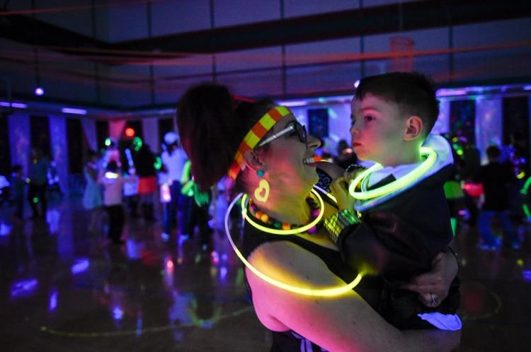 Mommy/Son Glow Night Register NOW for April 25th