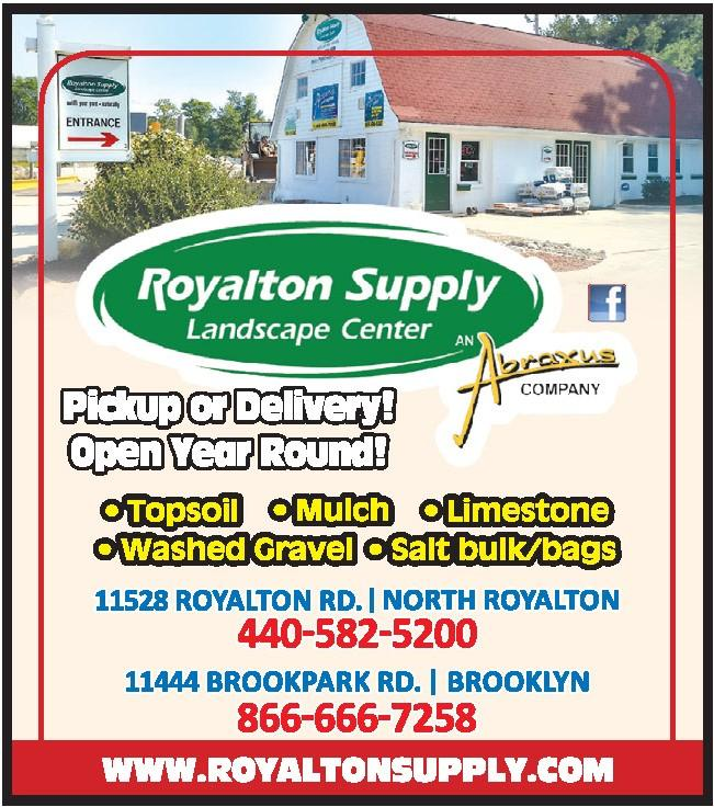 Royalton Supply New Hours of Operation