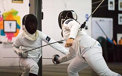 Youth Fencing Beginner Class