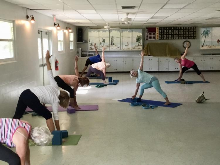 Yoga Tune Up Free Class to try