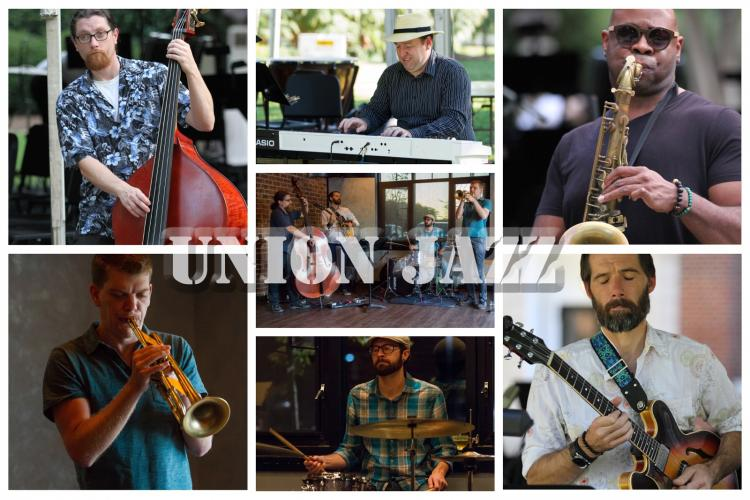 Union Jazz Performs at Treehouse Vineyards