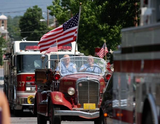 100th Memorial Day Parade- Camp Hill