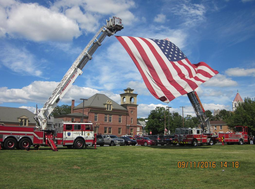 9/11 Memorial Service - PA National Fire Museum