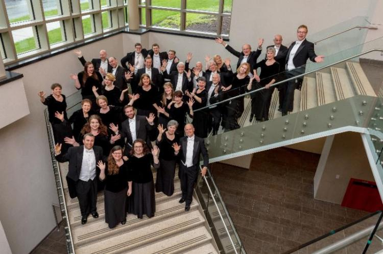 Auditions for Susquehanna Chorale thru 6/18