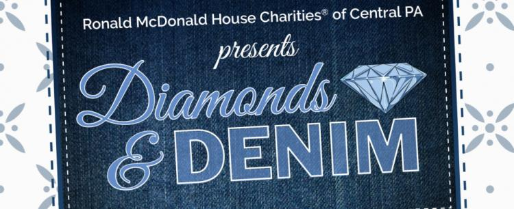 Annual Diamonds & Denim Ladies Night Out 2019