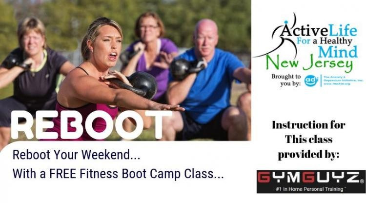 Free Boot Camp Fitness Class @ the Totowa Library (4/4/2020)