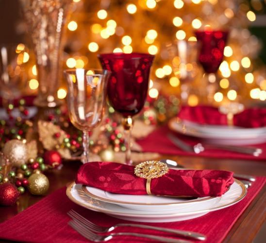 Book your Holiday Party at Theo's Steaks & Seafood