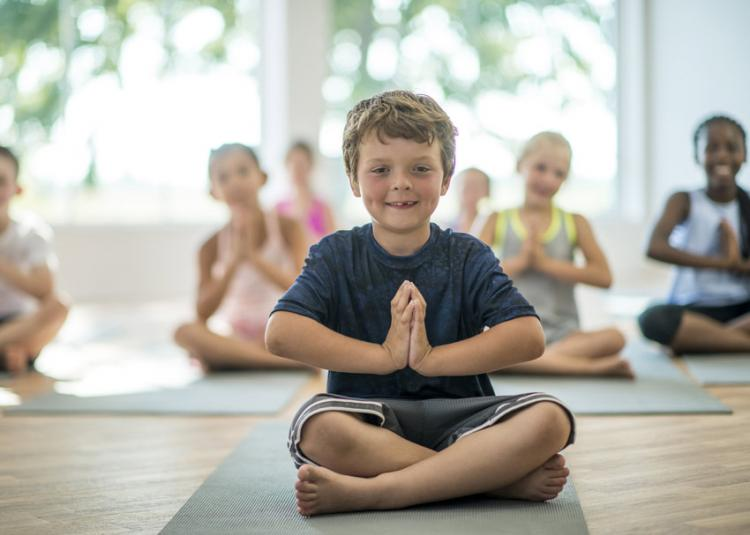 Mindfulness Matters Kids Yoga Ages 5-10