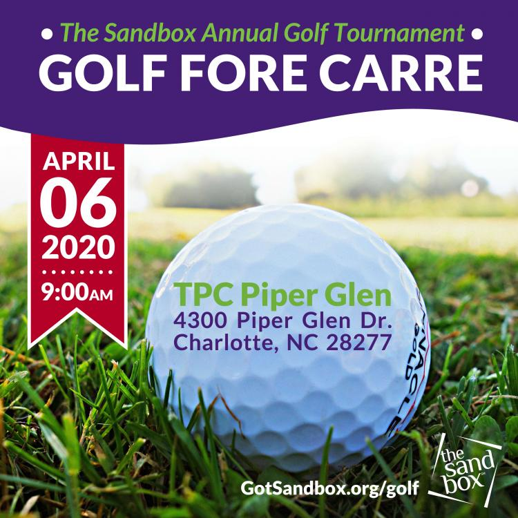 GOLF FORE CARRE