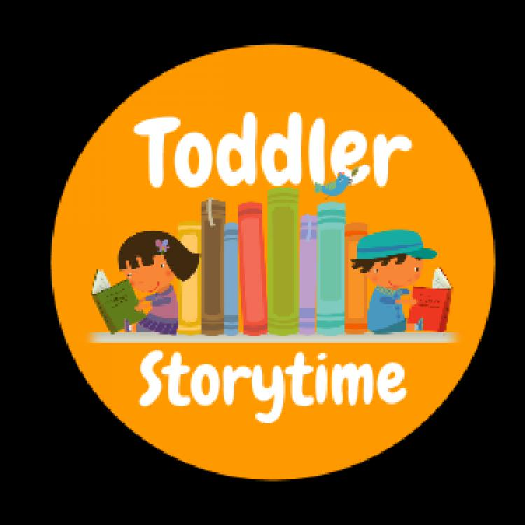 Toddler Storytime at Monroe Library