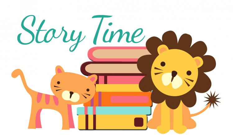 Family Storytime at the Matthews Library
