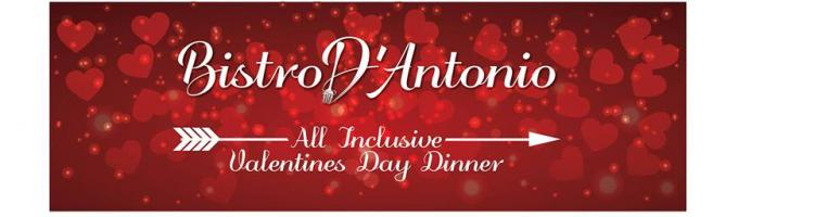 All Inclusive Valentines Dinner!
