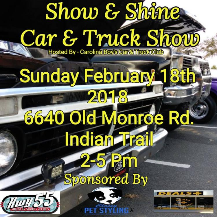 Car and Truck Show