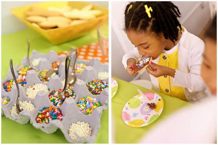 Kids Spring Cookie Decorating Workshop