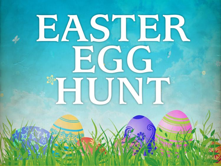 Hop to It Easter Egg Hunt