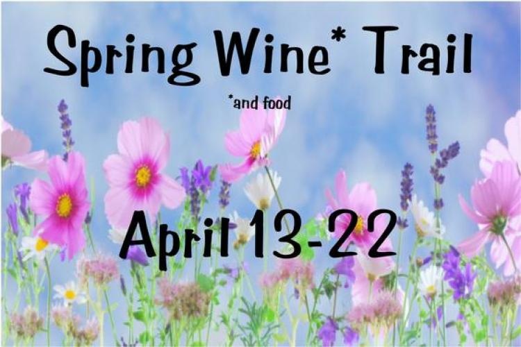 Spring Wine Trail