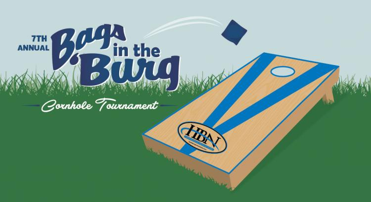 Bags in the Burg Cornhole Tournament