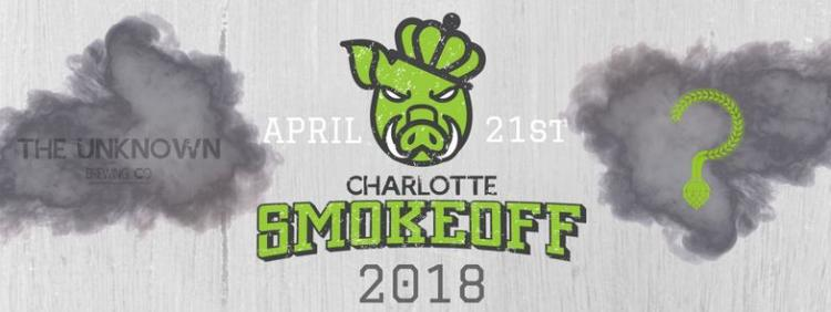 Charlotte Smoke Off BBQ Competition