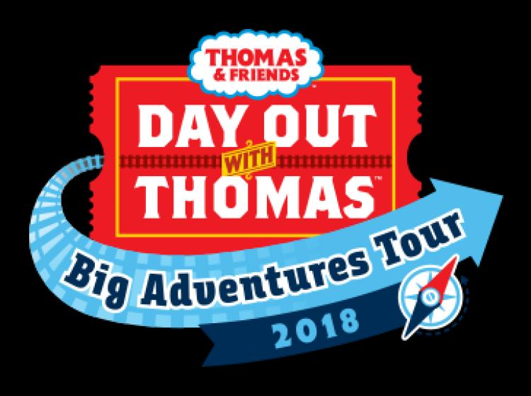 DAY OUT WITH THOMAS - BIG ADVENTURE TOUR 2018