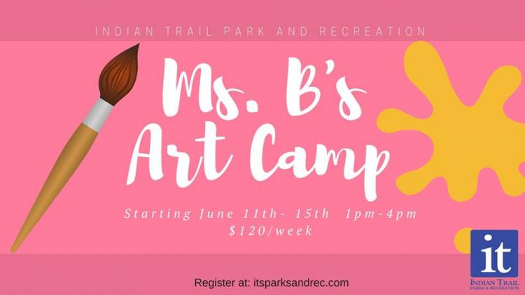 Ms. B's Art Camp