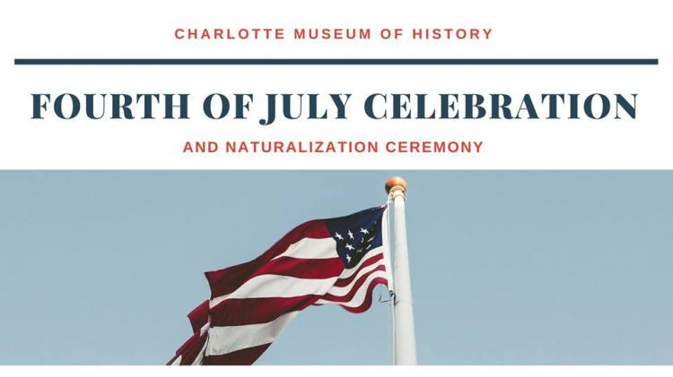 Fourth of July Celebration and Naturalization Ceremony