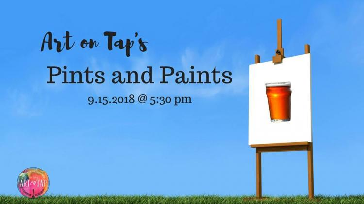 Art on Tap's Pints and Paints