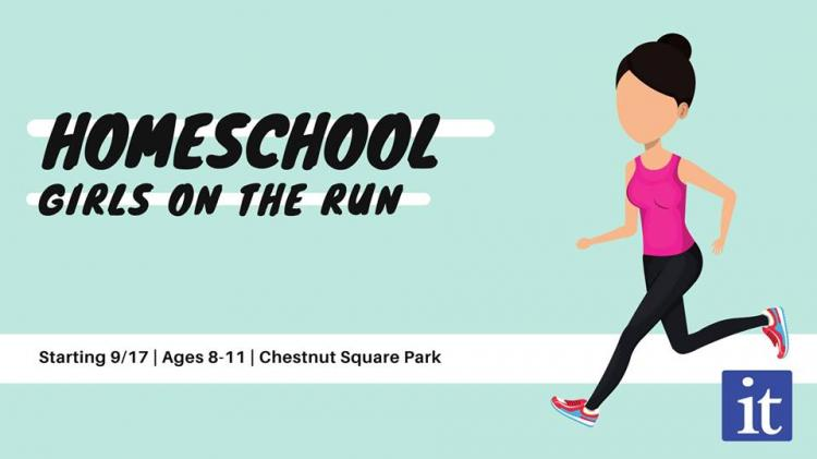 Homeschool Girls on the Run