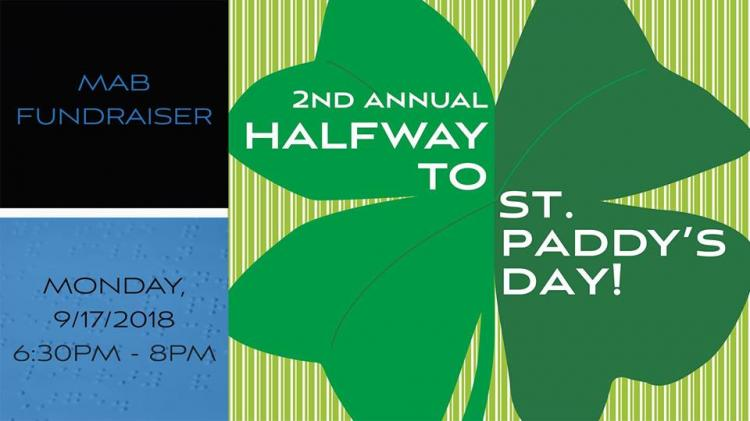 2nd Annual Halfway to St. Paddy's Day Fundraiser