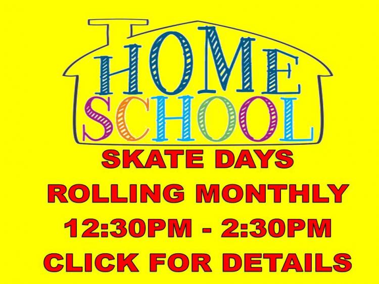 Home School Skate Days