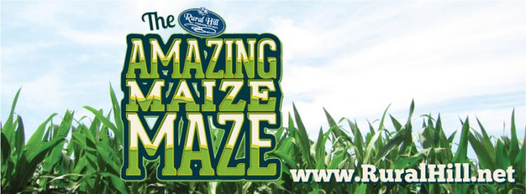 The Amazing Maize Maze at Rural Hill