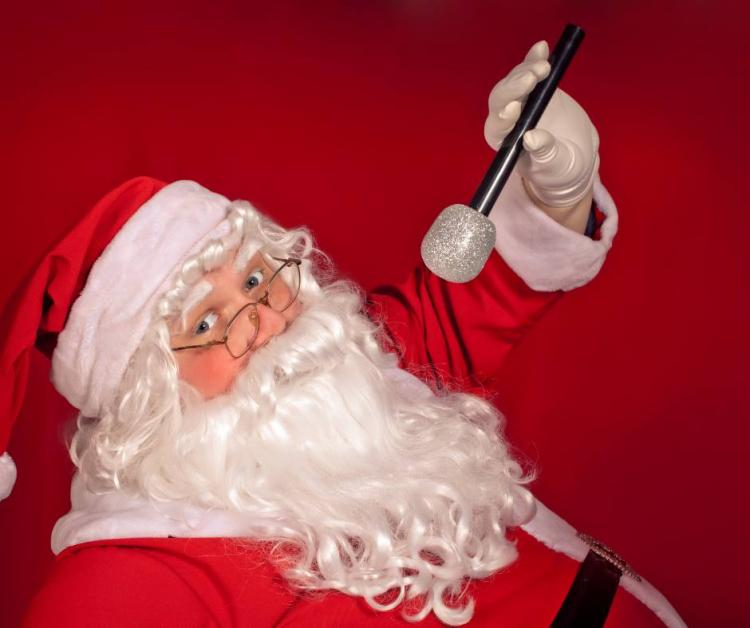 Sing-along with Santa at Charlotte Academy of Music