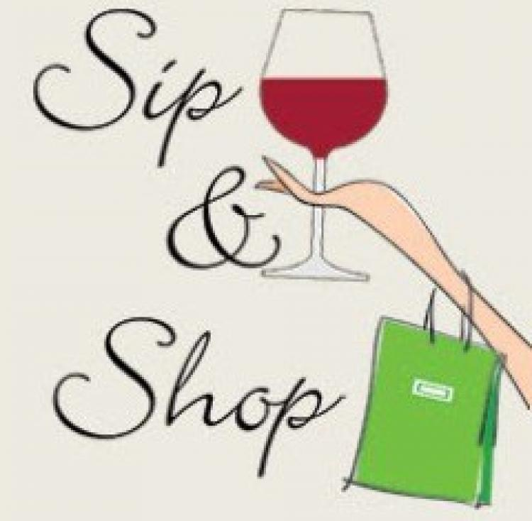 Monthly Sip and Shop in Downtown Monroe