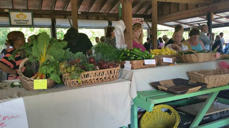 Winecoff Farmers Market