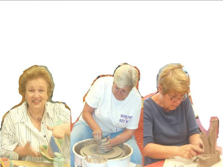 Adult Clay Classes