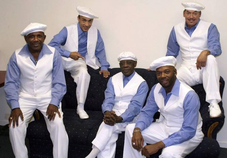 Music on Main - The Tams