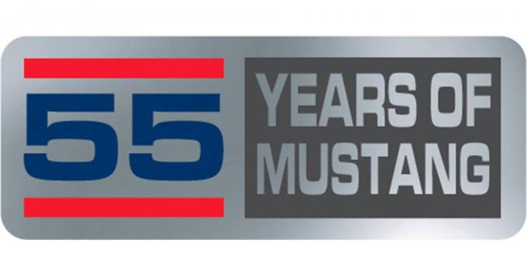 55 Years of Mustang Event