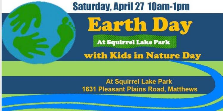 Matthews Earth Day with Kids In Nature Day