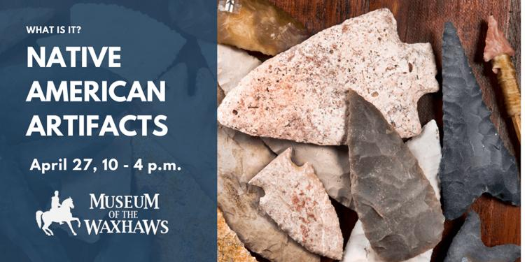 What is it? Learn about Native American Artifacts from Chris Hendrix