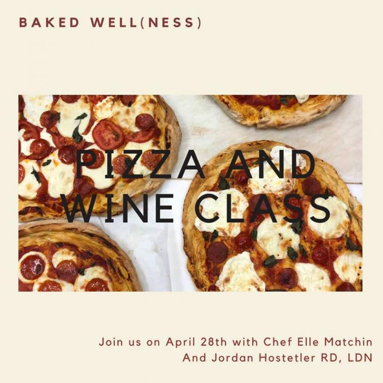 Pizza and Wine Class