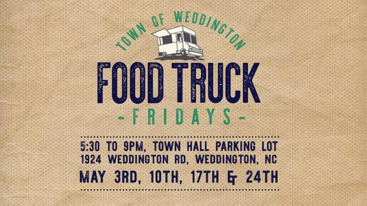 Weddington Food Truck Fridays