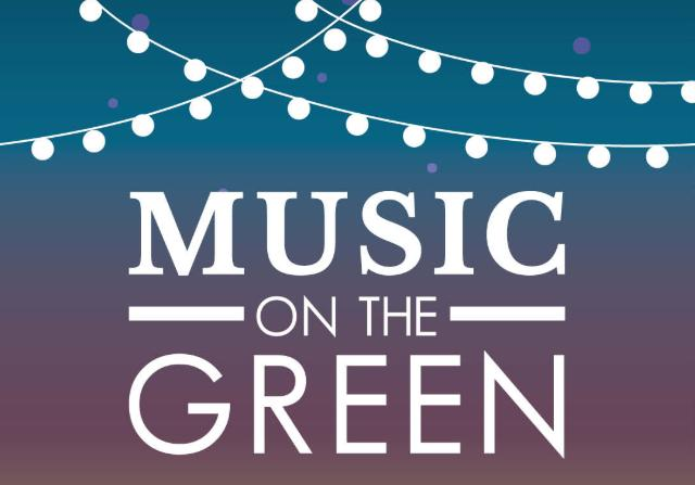 Music on the Green Concert Series