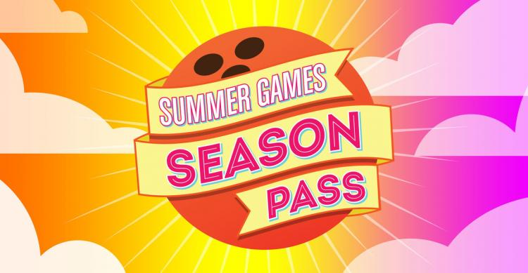 Bowl Over 300 Games with 1 Season Pass this Summer!