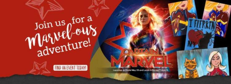 Avengers Trivia: Captain Marvel