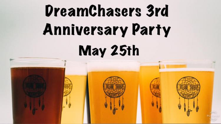 DreamChasers 3rd Anniversary Party
