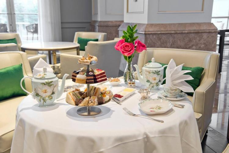 Afternoon Tea at The Ballantyne
