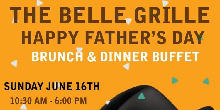 Father's Day Brunch Buffet w/LIVE Music from Band Clazz
