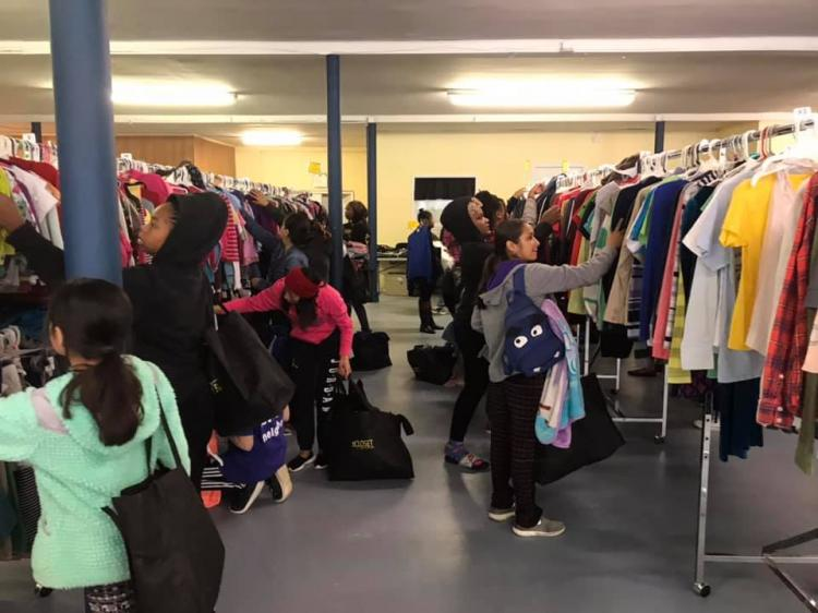 Free Shopping Day at the Closet Ministry