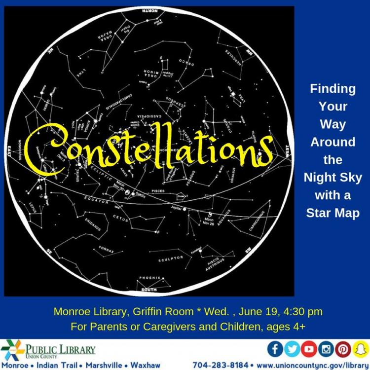 Constellations: Finding Your Way around the Night Sky