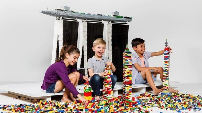 Towers of Tomorrow with LEGO® Bricks